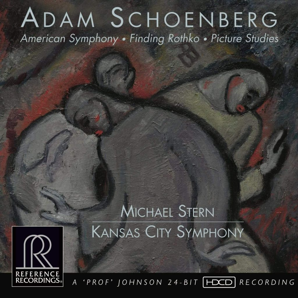 Adam Schoenberg: American Symphony • Finding Rothko • Picture Studies