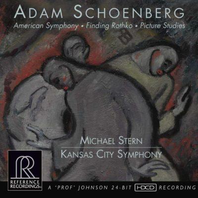 Adam Schoenberg: American Symphony • Finding Rothko • Picture Studies