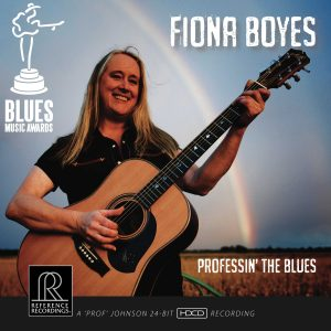 Fiona Boyes Professin' The Blues BMA Nominee