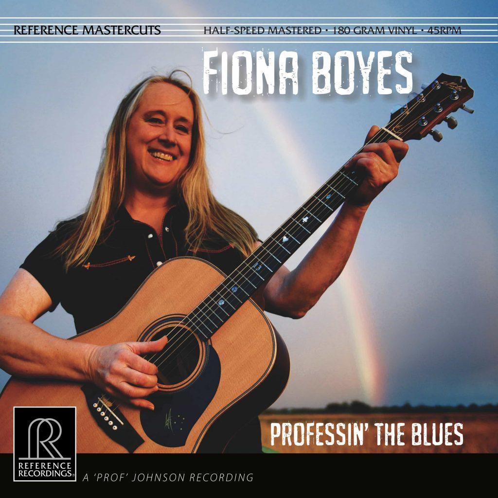 Fiona Boyes Professin' The Blues
