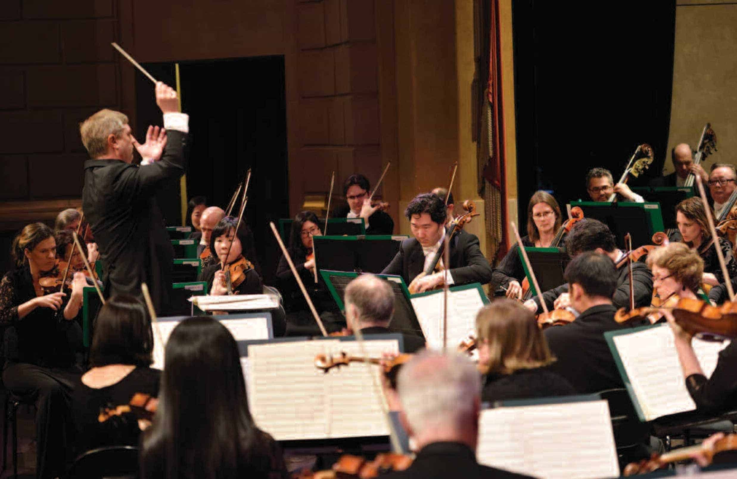 Martin West and the San Francisco Ballet Orchestra