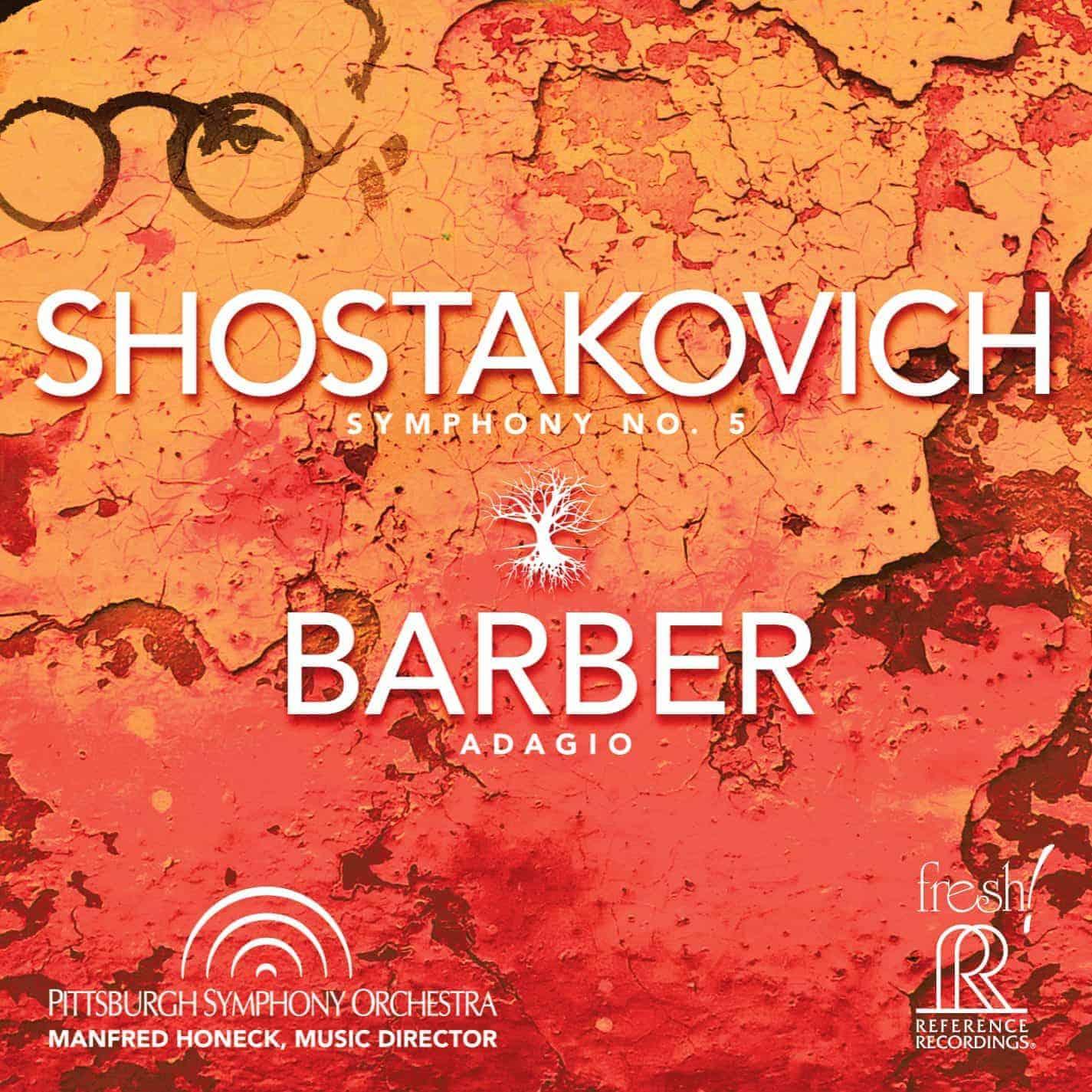 Shostakovich: Symphony No. 5 - Barber: Adagio for Strings