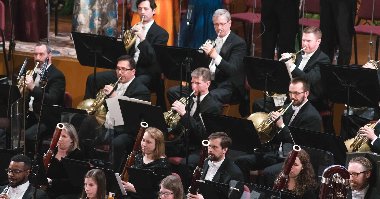 Utah Symphony: Mahler Symphony No. 8