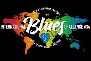 International Blues Challenge 2018