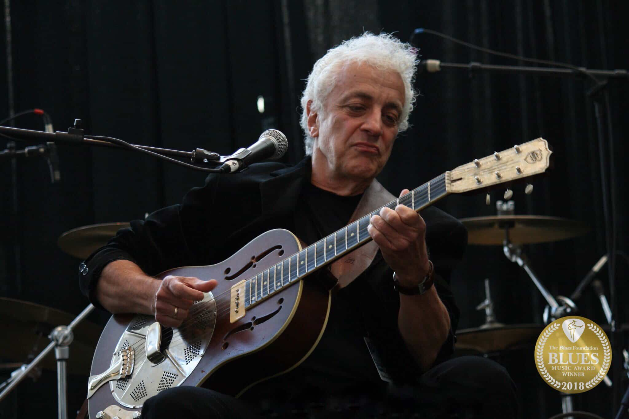 Doug MacLeod 2018 BMA Winner
