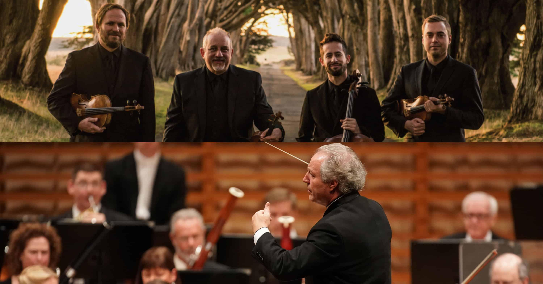Pittsburgh Symphony and Quartet San Francisco