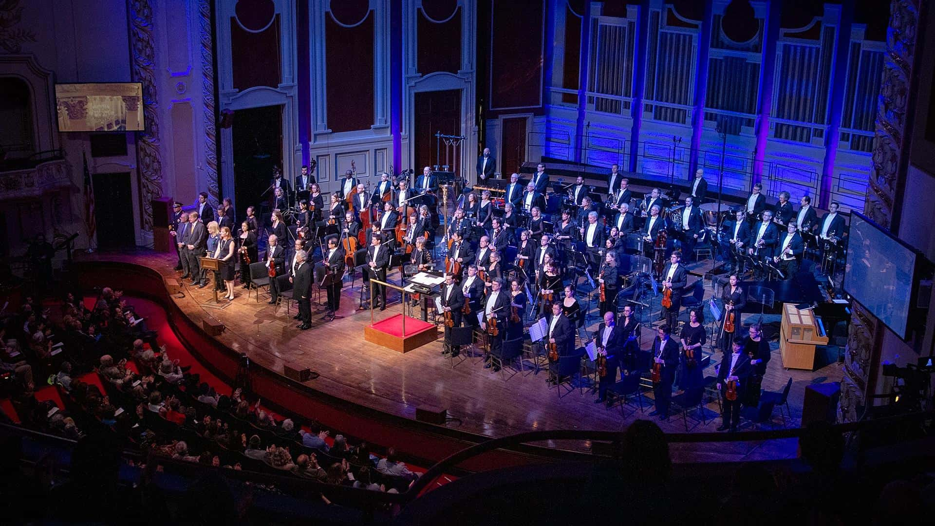 Pittsburgh Symphony's Tree of Life: A Concert for Peace and Unity