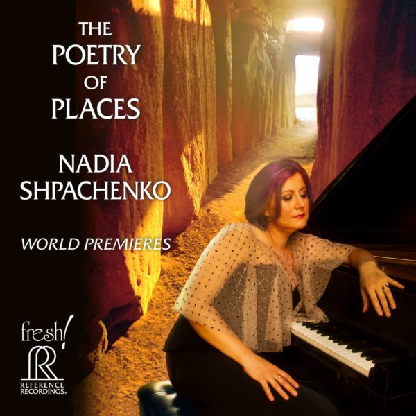 Nadia Shpachenko: The Poetry of Places