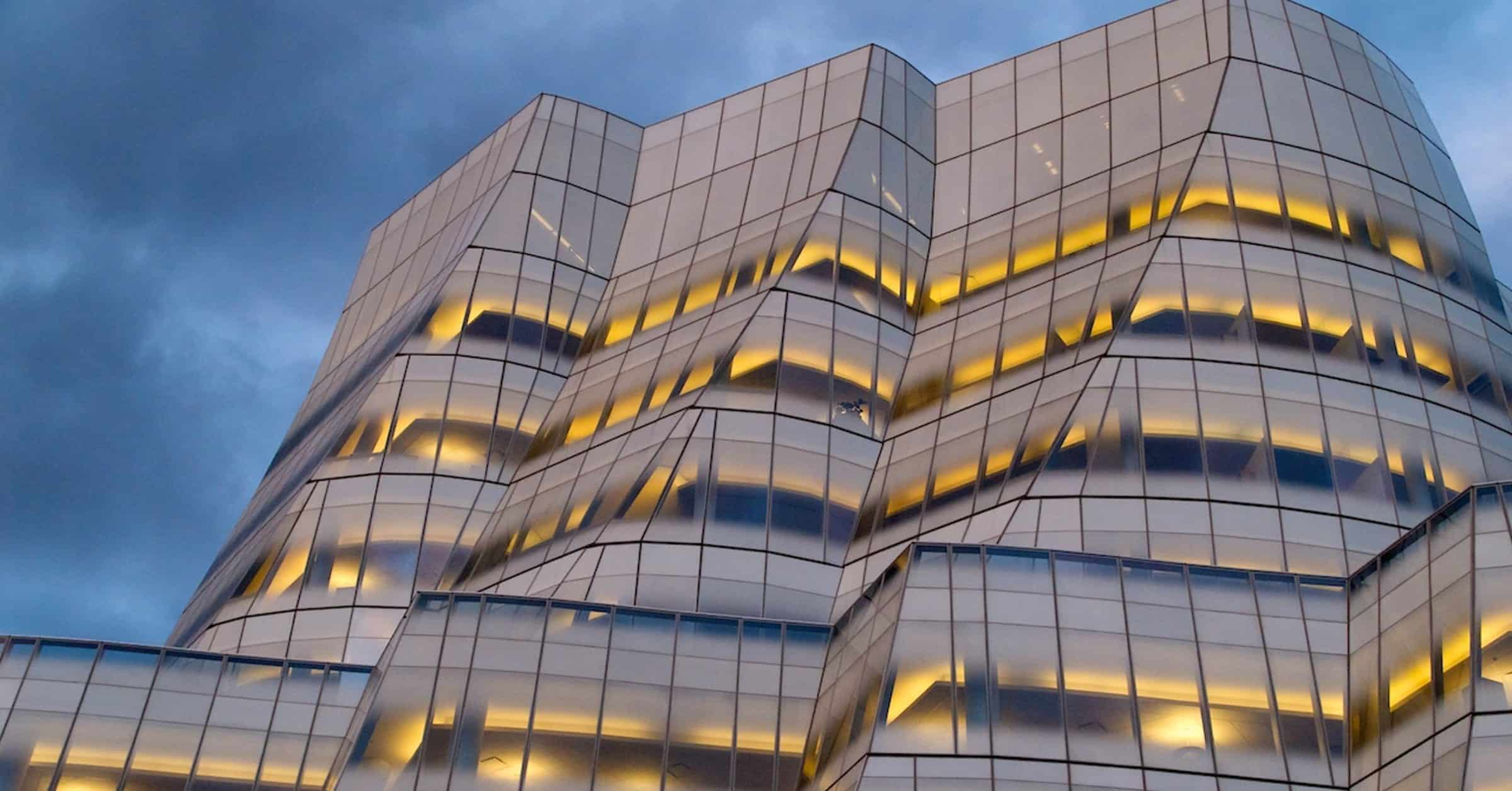 Frank Gehry's IAC Building - Photo via Waywuwei on Flickr