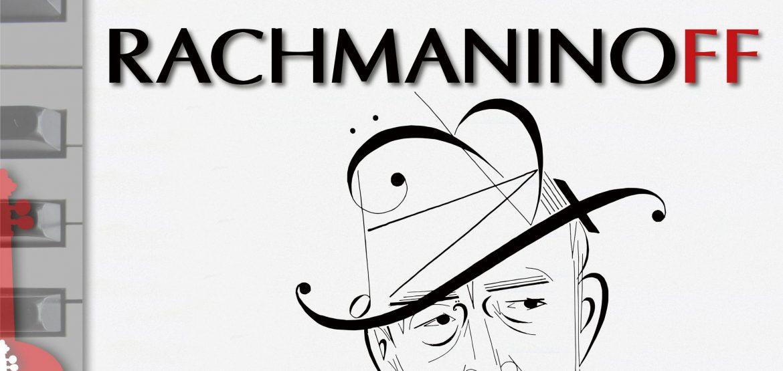 Hermitage Piano Trio: Rachmaninoff SACD Album Artwork