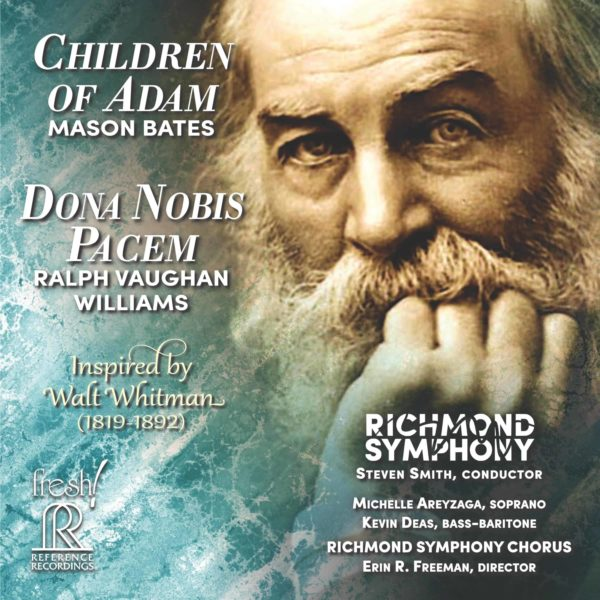 Bates: Children of Adam; Vaughan Williams: Dona nobis pacem