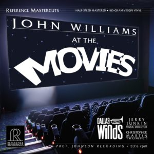 John Williams at the Movies - Reference Mastercuts LP