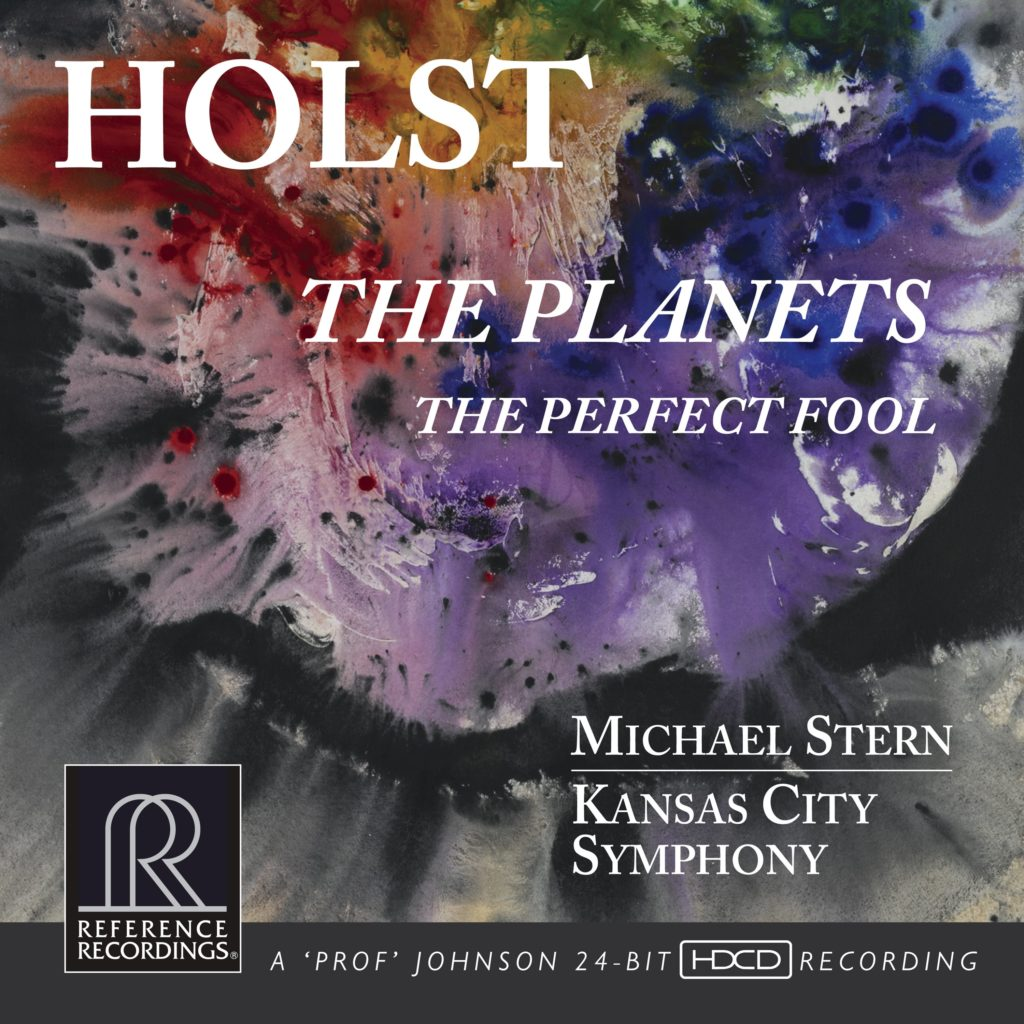 RR - The Planets CD cover