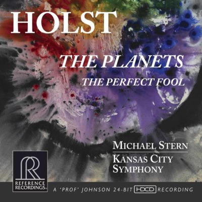 Holst: The Planets; The Perfect Fool