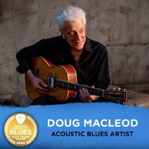 Doug MacLeod 2020 BMA