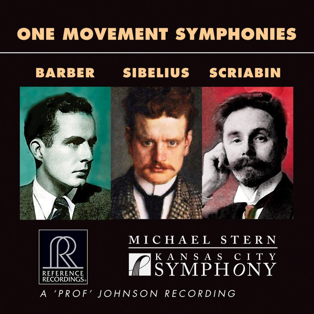 One Movement Symphonies
