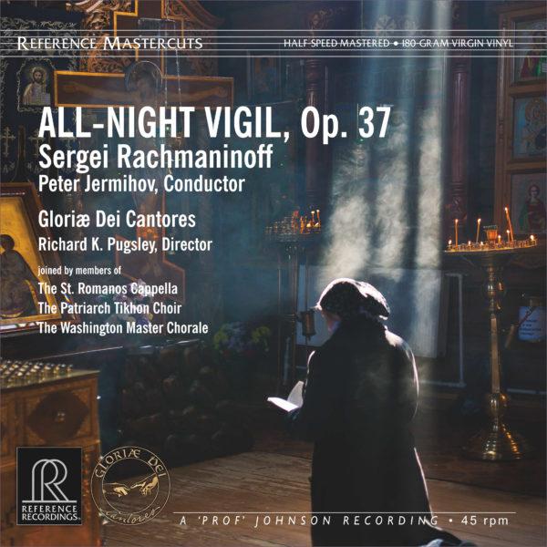 Rachmaninoff: All-Night Vigil, Op. 37 LP